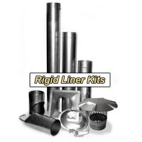 Rigid Chimney Liner Kits - 304L